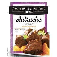 3368270011551 - Saveurs Forestières - Fondant d' autruche sauce agrumes