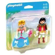 4008789092151 - PLAYMOBIL® Princess - Duo Prince et princesse