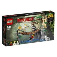 5702015592451 - LEGO® Ninjago - 70608- Le pont de la jungle
