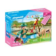 4008789702951 - PLAYMOBIL® Family Fun - Set cadeau Soigneur