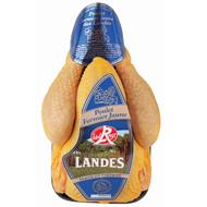 3283440333151 -  - Poulet des landes jaune fermier Label Rouge