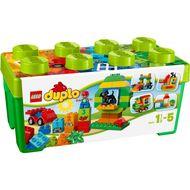5702015115551 - LEGO® DUPLO® - 10572- Grande boîte du jardin en fleurs