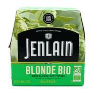 3271911406251 - Jenlain - Bière blonde non filtrée BIO 6°