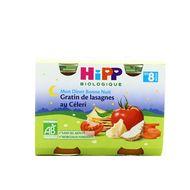 4062300056251 - Hipp - Bonne Nuit Gratin de Lasagnes au Céleri bio, dès 8 mois