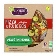 3760209680652 - Les P'tits Chefs du Bio - Pizza végétarienne bio