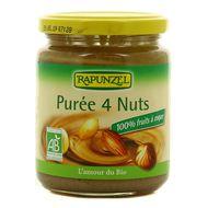 4006040002352 - Rapunzel - Purée de 4 noix bio