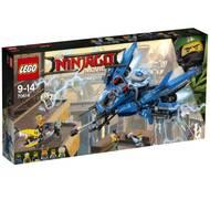 5702015592352 - LEGO® Ninjago - 70614- Le Jet supersonique de Foudre