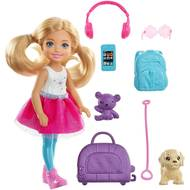 0887961683752 - Mattel - Chelsea voyage- Barbie