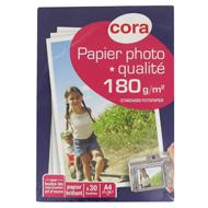 3257981945852 - Cora - Feuilles de papier photo 21 x 29.7 cm 180 g/m²