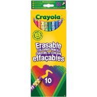 5010065036352 - Crayola - Crayons de couleur effaçables