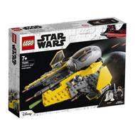 5702016617252 - LEGO® Star Wars - 75281- L'intercepteur Jedi d'Anakin