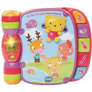 3417761667552 - Vtech - Do, Re, Mi super livre enchante rose