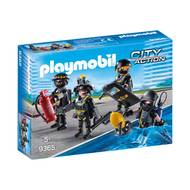 4008789093653 - PLAYMOBIL® City Action - Policiers d'élite