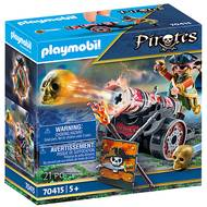 4008789704153 - PLAYMOBIL® Pirates - Canonnier pirate
