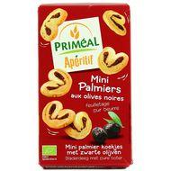 3380380074653 - Priméal - Mini Palmiers bio aux olives noires