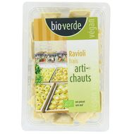 4000915105353 - BioVerde - Ravioli frais bio artichauts, végan