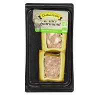3321250095453 - Quillard & Fils - Pâté croûte Bio 200g