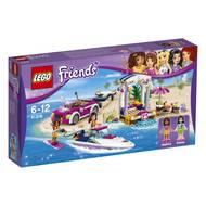 5702015866453 - LEGO® Friends - 41316- Le transporteur de hors-bord d'Andrea