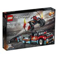 5702016616453 - LEGO® Technic - 42106- Le spectacle de cascades du camion et de la moto