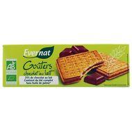 3396413707153 - Evernat - Goûters chocolat au lait bio