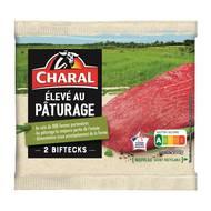 3181238978853 - Charal - Bifteck*** élevé au pâturage