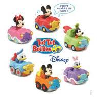 3417764050054 - Vtech - Tut Tut Bolides- Véhicule Mickey et ses amis