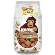 3421557500954 - Grillon Or - Ka'ré fourré choco chocolinette bio