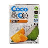 3760103141754 - Coco&Co - Eau de coco et jus d'ananas bio