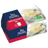 3760099532154 - Lait Plaisirs - Beurre Doux de Baratte, Bio