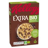 Kellogg's - Extra céréales au chocolat noir bio