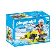 4008789092854 - PLAYMOBIL® Family Fun - Motoneige