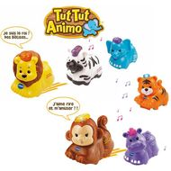 3417762153054 - Vtech - Tut tut animo- Animal de la jungle