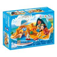4008789094254 - PLAYMOBIL® Family Fun - Famille de vacanciers et tente