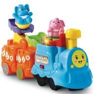 3417765165054 - Vtech - Zoomizooz- Train parade magique + 2 animaux