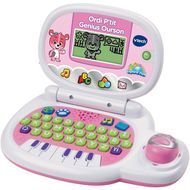 3417761395554 - Vtech - Ordi p'tit genius ourson rose
