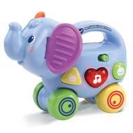 3417765136054 - Vtech - Mon éléphant pousse pousse