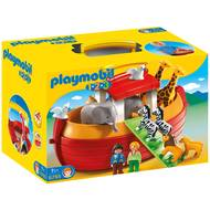 4008789067654 - PLAYMOBIL® 1.2.3 - Arche de Noé transportable