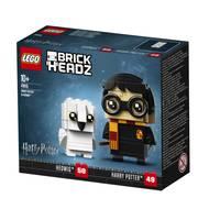 5702016110555 - LEGO® Brickheadz - 41615- Harry Potter & Hedwige
