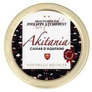 3558070033055 - Akitania - Caviar d'Aquitaine nouvelle récolte