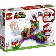 5702016913255 - LEGO® Super Mario - 71382- Ensemble d'extension Le défi de la Plante Piranha