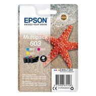 8715946674155 - Epson - Cartouches d'encre couleurs - Etoile de mer 603