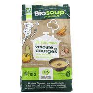 3700651516055 - Bioleyre - Bio soup' Courges