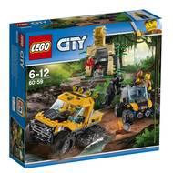 5702015866255 - LEGO® City - 60159- L'excursion dans la jungle