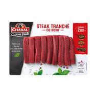 3181238969455 - Charal - Steak tranché de Boeuf
