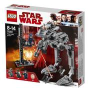 5702016109955 - LEGO® Star Wars - 75201- AT-ST du Premier Ordre