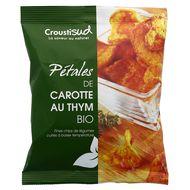 3770000910056 - Croustisud - Pétales de carotte au thym bio