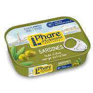 3263670011456 - Phare d'Eckmuhl - Sardines à l'huile d'olive bio