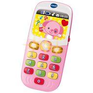 3417761381656 - Vtech - Baby smartphone bilingue rose