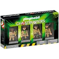 4008789701756 - PLAYMOBIL® Ghostbusters - 4 Figurines Ghostbusters- Edition Collector