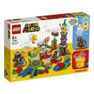 5702016912456 - LEGO® Super Mario - 71380- Set de créateur Invente ton aventure
